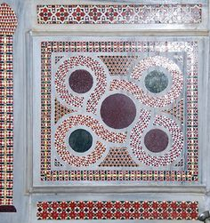 ВИЗАНТИЯ В КАРТИНКАХ - Круги и плетенки в орнаменте Палатинской капеллы