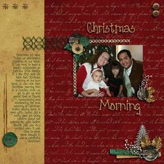Layout by Kristal using In The Spirit and In The Spirit Add On by Wendy Tunison Designs