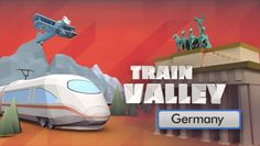 Build railways, manage traffic and stay accident-free. Play in Europe, America, Japan and USSR in 1830-2020. Complete the story mode from the Gold Rush of 1849 to the first manned spaceflight, and then explore the random mode. Management. Construction. Trains. Welcome to Train Valley!