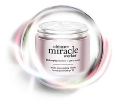 FREE Philosophy Ultimate Miracle Worker Multi-Rejuvenating Cream (US only)