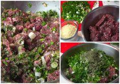 πως φτιάχνουμε τέλειους λαχανοντολμάδες - η γέμιση Beef, Food, Meat, Essen, Meals, Yemek, Eten, Steak