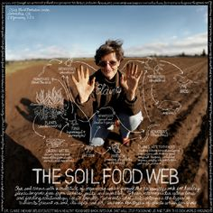 Elaine's™ Soil Food Web Approach is the essence of soil regeneration. Learn how to help farmers restore their Soil Biology and increase their profits.