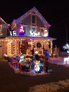 #christmascontest #christmas #contest #outdoordecorating #statenisland