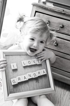 I need to do this with Jade, she is such a grandpas girl