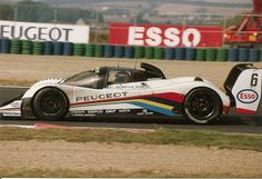 Peugeot 905 - Magny Cour SWC 1991
