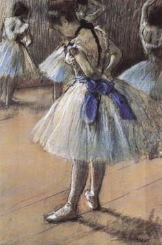 Degas Sketch