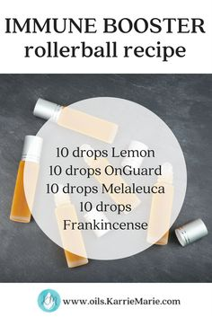 Stop those germs in their tracks. Add the drops to a 10mL rollerball and top with fractionated coconut oil. Roll on your feet and spine daily to combat germs during the cold months. To learn more about essential oils, click over to my site. #essentialoils #doterra #doterraoils