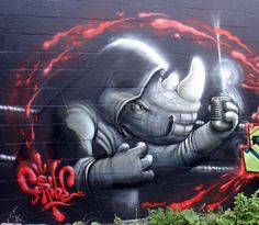 """D. Ross aka """"Scribe"""" currently lives in Kansas City www.scribeswalk.com"""
