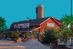 The Apple Holler Family Farm on I-94 (west frontage road) in Sturtevant, WI