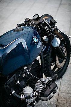 ROA MOTORCYCLES Cafe Racer   BMW R80 ING