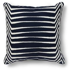 Room Essentials™ Graphic Embroidered Linework Pillow (18x18