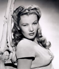 Veronica Lake - easily the most beautiful woman to ever exist.