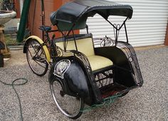 Tiger's Rickshaw - Bali Gallery by davidfntau, via Flickr
