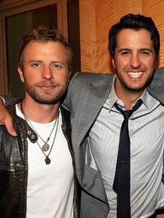 Dierks Bentley Might Name His Son After Luke Bryan