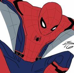 Web wings. #spiderman #tomholland #marvel #spidermanhomecoming #homecoming #peterparker #avengers #disney #infinitywar #marvelstudios #art #drawing #draw #instaart #instart #sketch_dailies #dailysketch #quicksketch #illustration #illustrator #cartoon #cartoonist