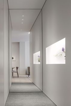 Designed by Pritzker Prize–winning Japanese architect Tadao Ando, 152 Elizabeth Street offers seven one-of-a-kind residences in Manhattan's Nolita neighborhood. New York City Buildings, Tadao Ando, Appartement Design, 139, First Apartment, York Apartment, Apartment Interior Design, Architectural Digest, Interior Architecture