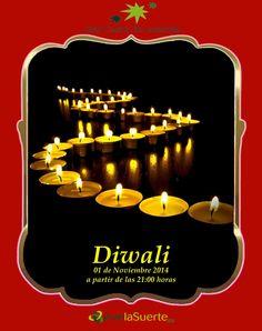 Diwali 2014 - Fiesta de las Luces