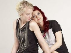Naomi and Emily = Naomily.... from SKINS. xx
