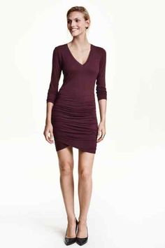 Dress Robe 8 Du Meilleures Prune Purple Tableau Crop Dress Images rIIzqU