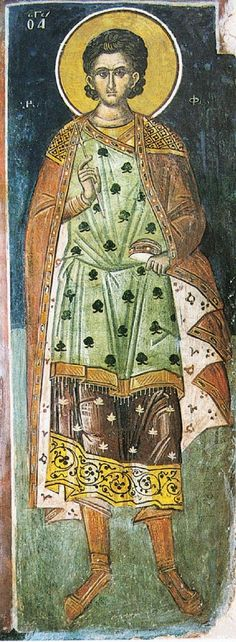 _____20111121_1106188920.jpg (588×1600) Мученик Онисифор Афон, монастырь Дионисиат.