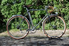 Alex Singer Randonneuse 1947 – Vintage Bicycle Blog