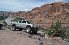 Moab Rim Trail - Show us your Toyota 4runner, tacoma or truck. - Page 63 - Expedition Portal