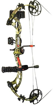 PSE Brute™ price and performance returns to the PSE line-up with the all-new 2016 Brute Force™! PSE knew it had to give you a bow that was special, so PSE has built the Brute Force™ with their Madness Hybrid Cam technology…delivering hybrid cam performance with single-cam adjustability.