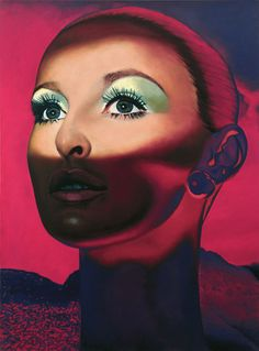 New Large Scale Artworks by Richard Phillips | Inspiration Grid | Design Inspiration