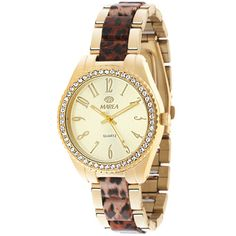 #Reloj #Marea B41136-12 animal print barato mujer dorado http://relojdemarca.com/producto/reloj-marea-b41136-12-animal-print/
