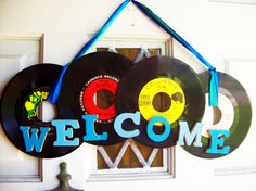 Welcome Sign #howto #tutorial