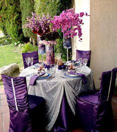Tall Centerpieces? :  wedding centerpiece Bridal3