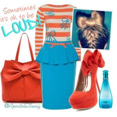 """""""Be Loud!"""" by apostolicswag on Polyvore"""