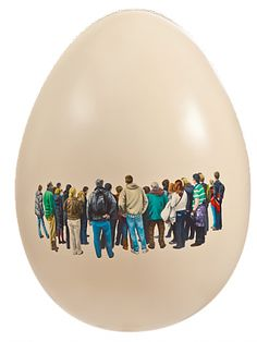 Untitled by Cassie Howard | The Big Egg Hunt