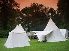 Medieval Tents - Bing images
