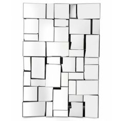 Bilbao Mirror from Z Gallerie. Love the look of this instead of plain mirrors for use to make a small space appear larger Green Painted Furniture, Grey Bedroom Furniture, Living Room Furniture Layout, Furniture Box, Box Bedroom, Entryway Furniture, Country Furniture, Plywood Furniture, Garden Furniture