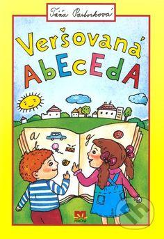 Veršovaná abeceda (brožovaná väzba) (Táňa Pastorková)