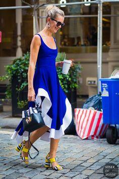 New York SS 2017 Street Style: Natalie Joos