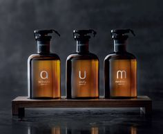 Yogamood Aromatherapy Body Oils | packaging design by Wunsch, from Denmark