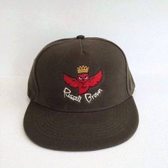 Russell Snapback Brown very cool to your style!