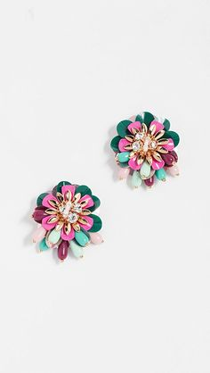 I just love these Kate Spade earrings!