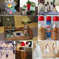 What To Do With Old Coffee Creamer Bottles?