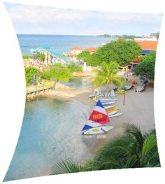 FDR Resort in Jamaica... every family gets there own nanny during the day to help with the kiddos