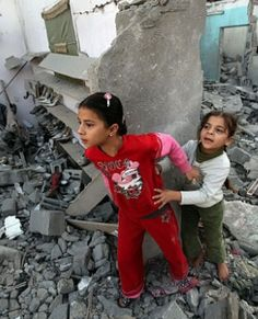 bring an end to the violence between Israel and Gaza