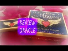 LE PETIT ORACLE DES ANGES NOUS PARLE  EN 55 CARTES (TONI CARMINE SALERNO) REVIEW - YouTube