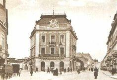 Palata Zora at Knez Mihajlova before WWII