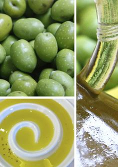 Olives and olive oil are used in most to all foods cooked in Lebanon, and are often used as decoration to the top of labne, hummus, or other foods.