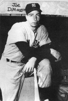 ce15c4c6d2b80 1950s New York Yankees ·  Pinterest  eBay  Auction 1950 s Joe DiMaggio  Small B Photo 2.5