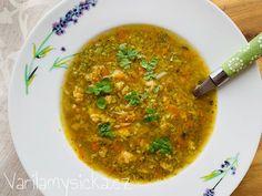 Domácí zeleninová polévka
