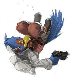 Super Smash Bros Brawl, Nintendo Super Smash Bros, Star Fox Video Game, Video Game Art, Shining Tears, Fox Mccloud, Fox Games, Fox Pictures, Gamers Anime