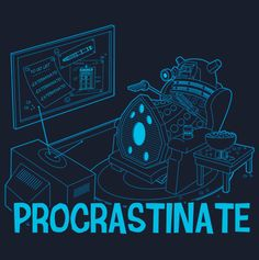 Procrastinate! Procrastinate! PROCRASTINATE!! Still deciding if I need this for $20.